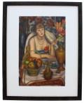 Natalie Bevan by Mark Gertler Mini-print