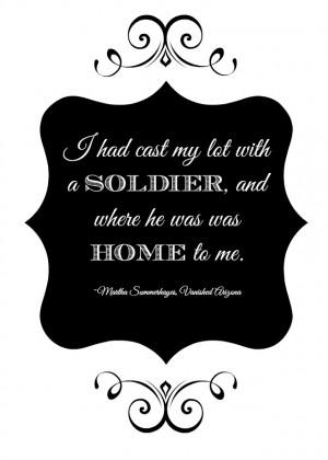 soldier quote soldier quotes soldier quotes female soldier soldier ...