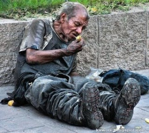 The Poor People in USA