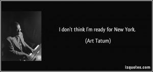 More Art Tatum Quotes