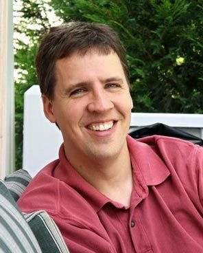 Jeff Kinney of the Wimpy