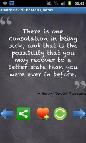 ... for henry david thoreau then this is the app for you henry david