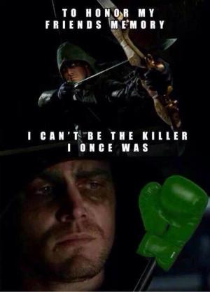 Arrow TV Show Memes