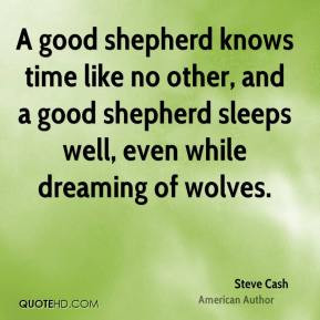 Shepherd Quotes