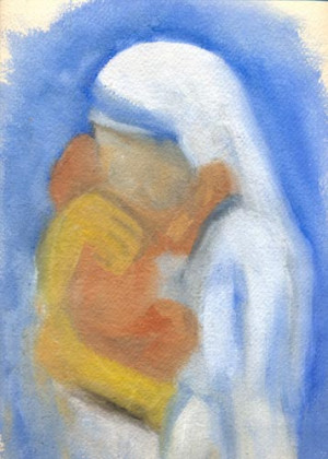 Mothers Love Paintings