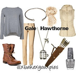 Gale Hawthorne-The Hunger Games