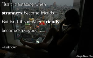Sad Friendship Quotes HD Wallpaper 2