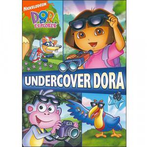 Dora the Explorer Undercover Dora DVD HD Wallpaper