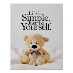 Teddy Bear Posters & Prints