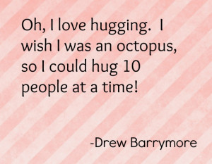 Hugs and Kisses Quotes