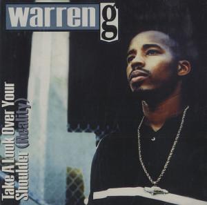 Warren G Take A Look Over Your Shoulder (Reality) UK CD ALBUM 533484-2