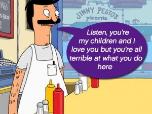 Bobs Burgers Quotes Louise Bobs burgers