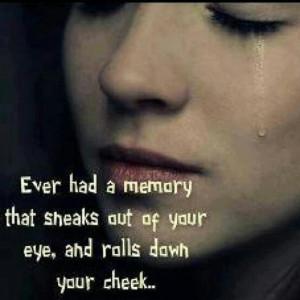 Tears of joy & sorrow