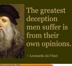 The Greatest Deception #quotes