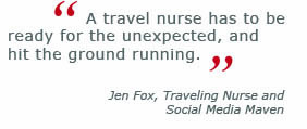 do you gain from your different roles in the nursing community—nurse ...
