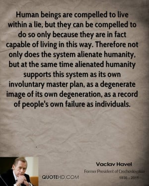 Quotes About Living a Lie