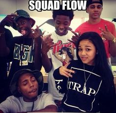 ... Term Goal: Have a group of friends who are there for me {Squad} ) More