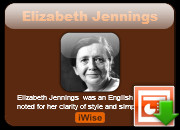 Elizabeth Jennings Age and Aging quotes