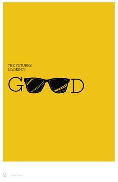 ... future's looking good via Think North. #keen #sunglasses #recess More