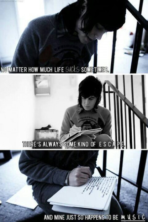 kellin quinn quote | Tumblr