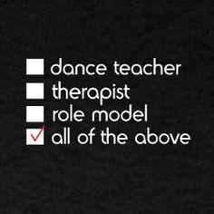 dance teacher t shirt at cafe press more dance teachers quotes ballet ...
