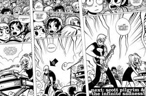Scott Pilgrim Vs the World, Comic book