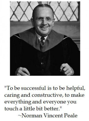 norman vincent peale quotes with images norman vincent peale on ...