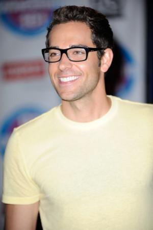 LOVE. HIM. Zac Levi looks like the real-life version of Clark Kent!