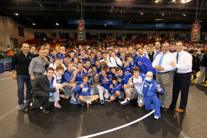 2014 MHSAA Division 1 State Champions