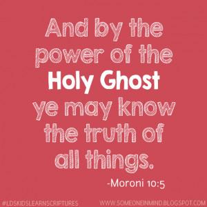 Lds Scripture Quotes Lds kids learn scriptures