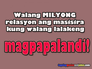 tagalog quotes for him 2