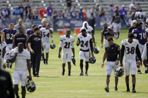 Baltimore Ravens: Notes and Quotes from Week 1 of Training Camp ...