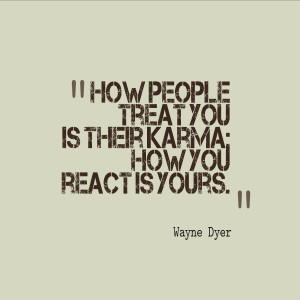 Karma Quotes Quotesgeek