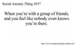 quotes social anxiety things