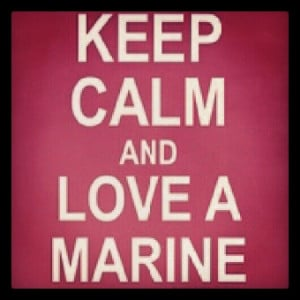 Marine Girlfriend!