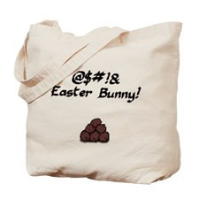 Easter Bunny! Tote Bag for