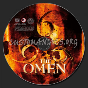 posts the omen dvd label share this link the omen