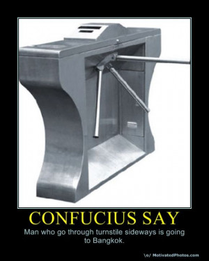 Related Pictures confucius says you re crazy funny bizarre amazing ...
