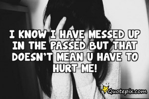 quotes and sayings about messing up