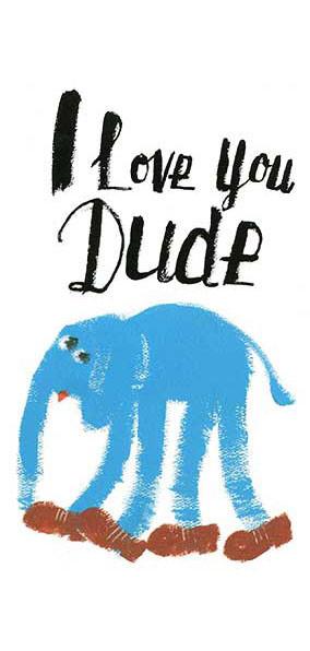 ... love you dude illustrations text vladimir radunsky i love you dude
