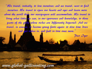 Pico Iyer Travel Quotes