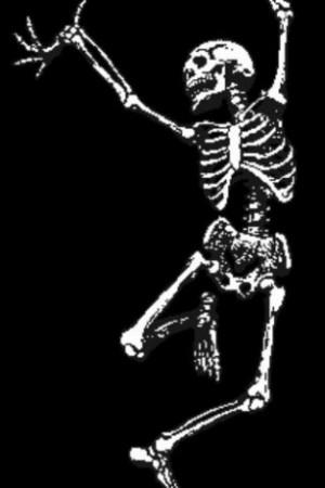 Funny Skeleton Live Wallpaper Screenshot 1