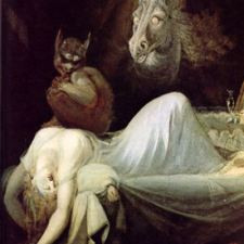 Sleep Paralysis and Succubus Possession
