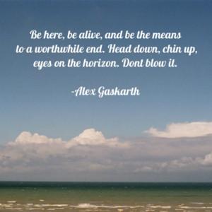 alex gaskarth quotes | Tumblr