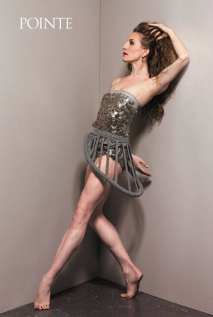 Wendy Whelan photographed for Pointe by Nathan SayersDance Photography ...
