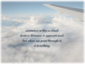 existence quotes, Buddhist quotes and sayings