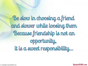 Sweet Friendship Quotes. Sweet Verses For Friends. View Original ...
