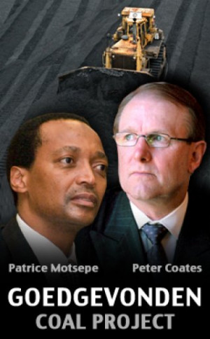 coal mining south africa – miner person patrice motsepe peter coates ...