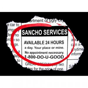 Sancho Services T-Shirt