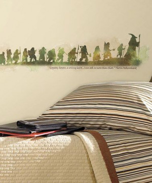 Love this The Hobbit Quote Wall Decal by The Lord of the Rings on # ...